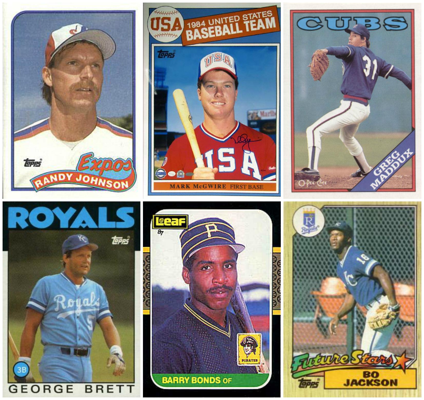 Baseball Card Lessons Baseball Diatribes